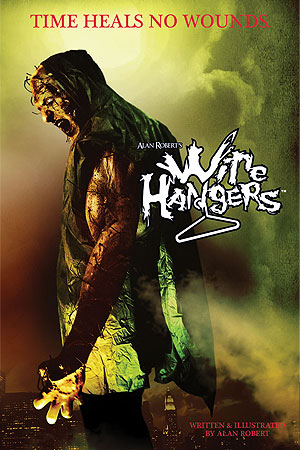 Wire Hangers Graphic Novel